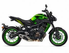 #7 для Cool Motorbike painting \ Круто расскрасить мотоцикл от kulataev
