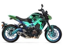 #11 для Cool Motorbike painting \ Круто расскрасить мотоцикл от archangell966
