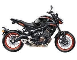 #2 для Cool Motorbike painting \ Круто расскрасить мотоцикл от riglosjp