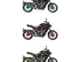 #14 для Cool Motorbike painting \ Круто расскрасить мотоцикл от dianadisha