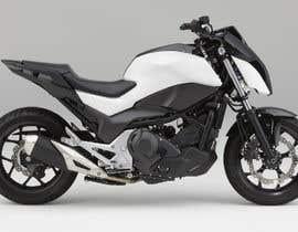 #10 для Cool Motorbike painting \ Круто расскрасить мотоцикл от muaazbintahir