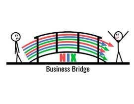 #42 for Nix Business Bridge logo by Rdower