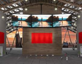 #21 for Design a Lobby/Reception area for a Virtual Event Platform by gcapelettim