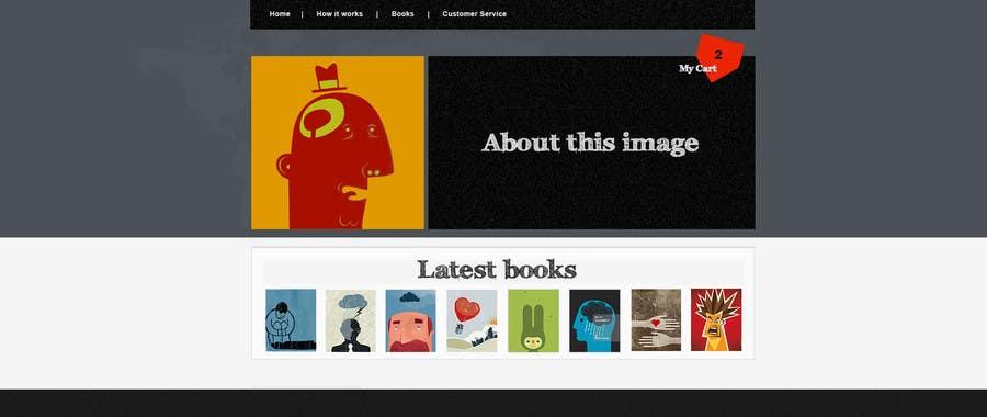 Konkurrenceindlæg #                                        12                                      for                                         Website Design for Children Books Business