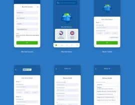 #8 for UX Design for a package courier platform by bharanikumars