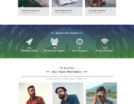 #8 for Design HTML Website for Internet Service Provider FastNet.xyz by asifali75