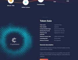 #5 cho Website design- informative site, Top 5 recommended Crypto, stocks, trading platforms bởi Redowan9251