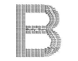 "#12 , I need a design created for a streetwear clothing brand . Attached an example of design I would like for you to recreate with creativity . I want a ""B"" meaning ""Bully Szn"" multiple times as outline shape of the letter B . 来自 swapnilislam14"