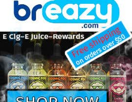 #15 cho Design a Banner for Breazy.com -- 4 bởi Crions