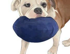 #7 для Dog painting від Antonija93