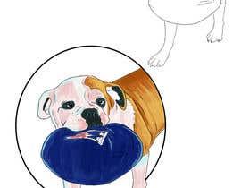 #6 для Dog painting від sajalshil