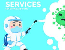 #11 for poster for service by Sidharthadhali
