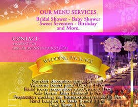 #32 untuk Design a Flyer for Wedding and Party consultants oleh ideafuturot