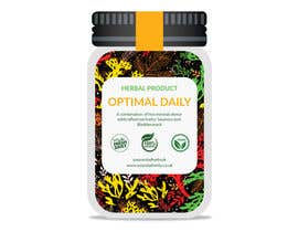 #10 for Design Product Label for a Jar (Herbal Company) by tanverahmed93