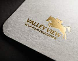 #17 for Valley view working equitation  needs a logo. VVE is the aim so the Vs become the w also. We love the gold horse design but need ears facing forward so happy horse. Club colours are emerald gold, navy and silver. by swapnamondol105