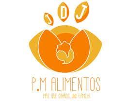 #72 para Crear un diseño de Imagotipo con slogan para  Empresa de Alimentos (Granos Andinos) de Mrrgmm