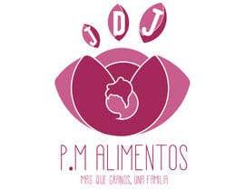 #73 para Crear un diseño de Imagotipo con slogan para  Empresa de Alimentos (Granos Andinos) de Mrrgmm