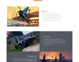 #7 for Design Landing Page - 23/05/2020 01:20 EDT by ShamimSuper