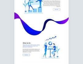 #10 untuk Build a Home Page Design oleh Kingharryjoe