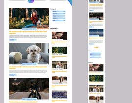 #2 for Build a Home Page Design by freelancernafiz1