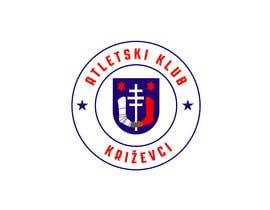 #30 für Track and field club modern logo design von suman60