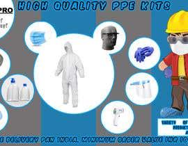 #12 for Heapro PPE Kit - 23/05/2020 06:16 EDT by lakshayjeet