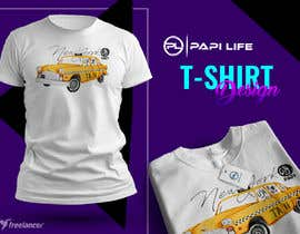#90 untuk Create a t-shirt design oleh fotografiajuanco