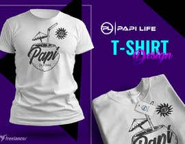 #91 untuk Create a t-shirt design oleh fotografiajuanco