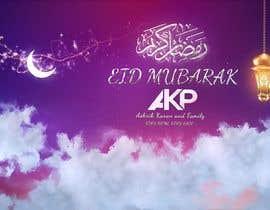 #51 für custom eid mubarak wishes gif von Rahul7401