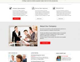 #12 cho Design a Website for Actegy Consulting bởi webidea12