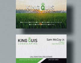 #34 for King Quis Landscaping by beinglazuk