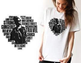 #18 für Word cloud tee shirt design von arafat123456