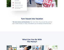 #6 for Screendesign draft for the startpage of a website by Kingharryjoe