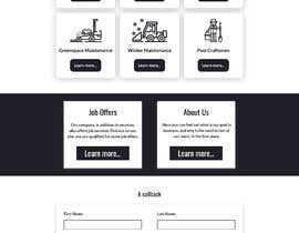 #17 for Screendesign draft for the startpage of a website by sotokan