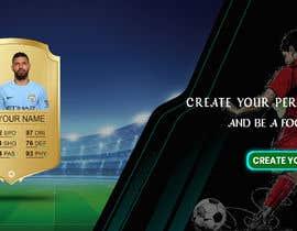 #43 untuk Design homepage banner oleh Jakaria76