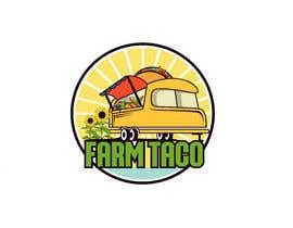 #270 untuk Farm Taco Logo oleh jakirhossenn9