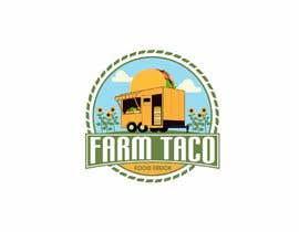 #281 untuk Farm Taco Logo oleh omsigraphics
