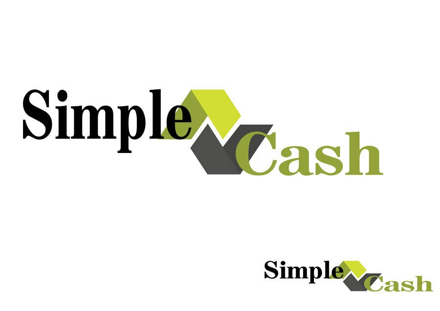 Entri Kontes #13 untukDesign a Logo for Simple Cash