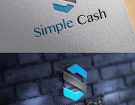 #83 pentru Design a Logo for Simple Cash de către adnanjathar