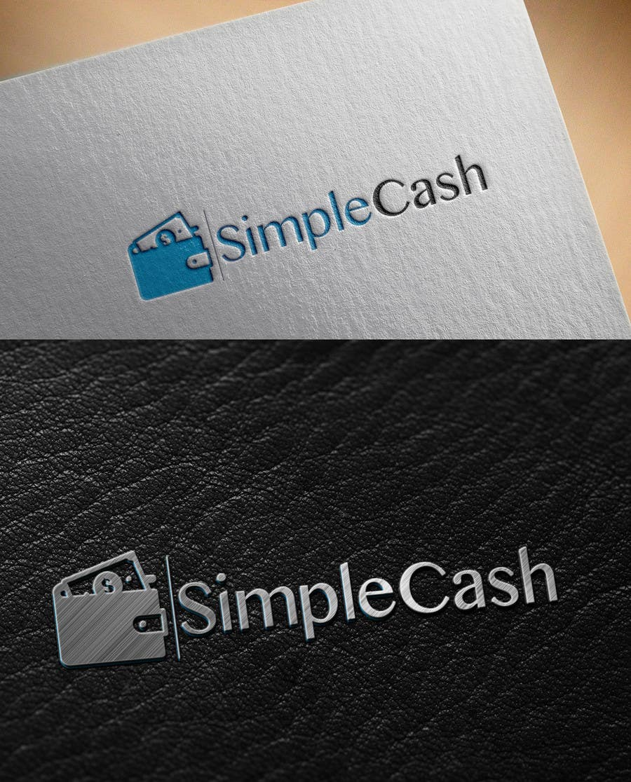 Entri Kontes #87 untukDesign a Logo for Simple Cash