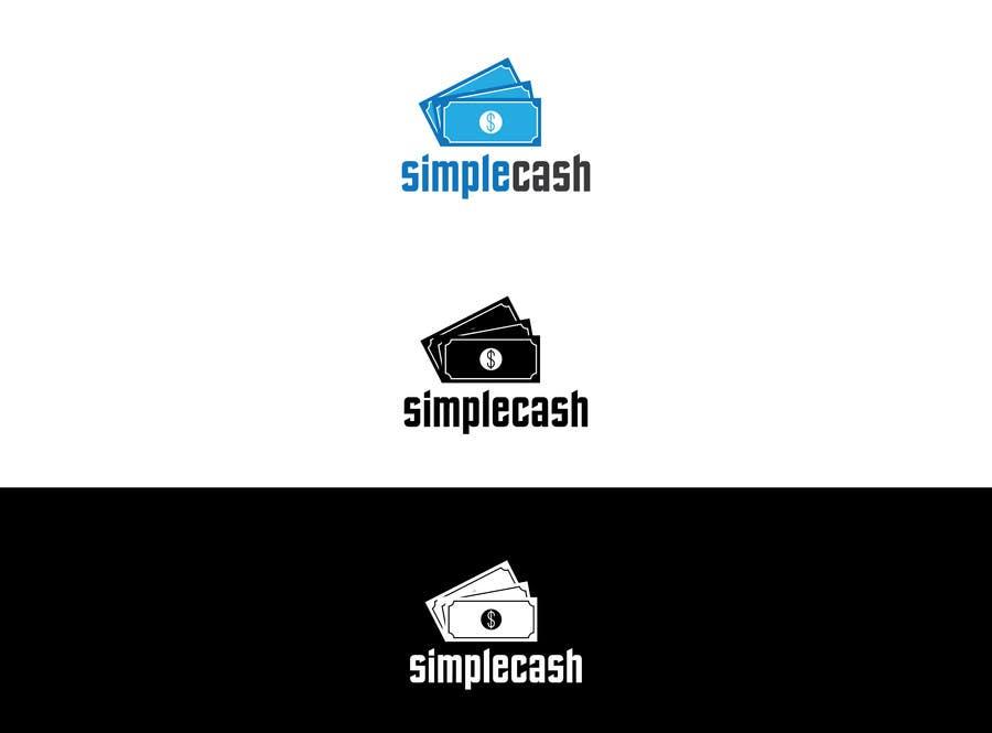 Entri Kontes #6 untukDesign a Logo for Simple Cash