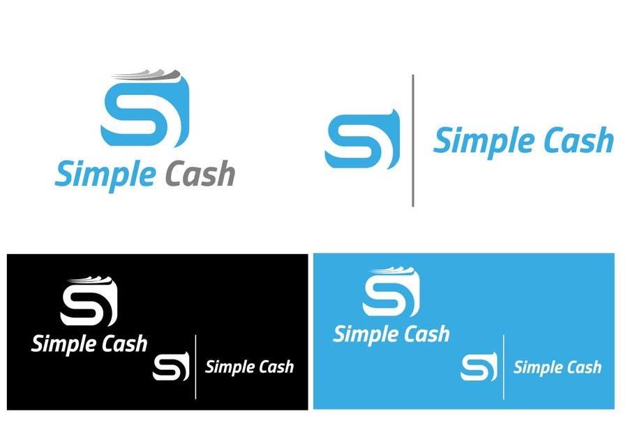 Entri Kontes #49 untukDesign a Logo for Simple Cash