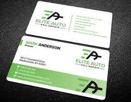 Nro 432 kilpailuun business cards käyttäjältä tanvirhaque2007
