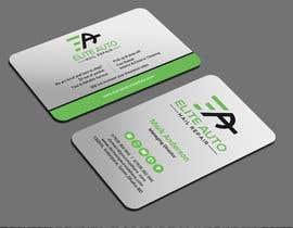 Nro 434 kilpailuun business cards käyttäjältä tanvirhaque2007