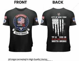 Nro 4 kilpailuun ***4 UNIQUE*** DESIGNS for a Task Force 9 Shirt/hoodie käyttäjältä RohitChabukswar