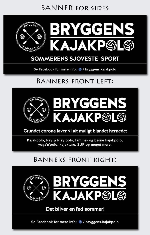Kilpailutyö #                                        19                                      kilpailussa                                         3 banners for bridge