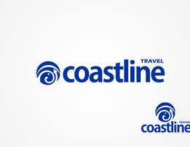 nº 195 pour Logo Design for Coastline Travel par Mehran53