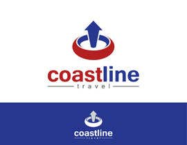 #147 cho Logo Design for Coastline Travel bởi fatamorgana