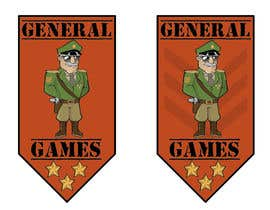 #13 for Design a Logo for General Games by german84