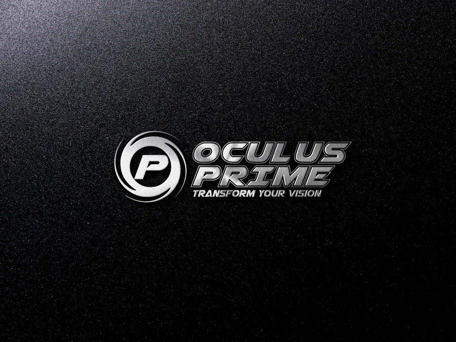 Entri Kontes #37 untukDesign a Logo for 'OCULUS PRIME Pty Ltd'